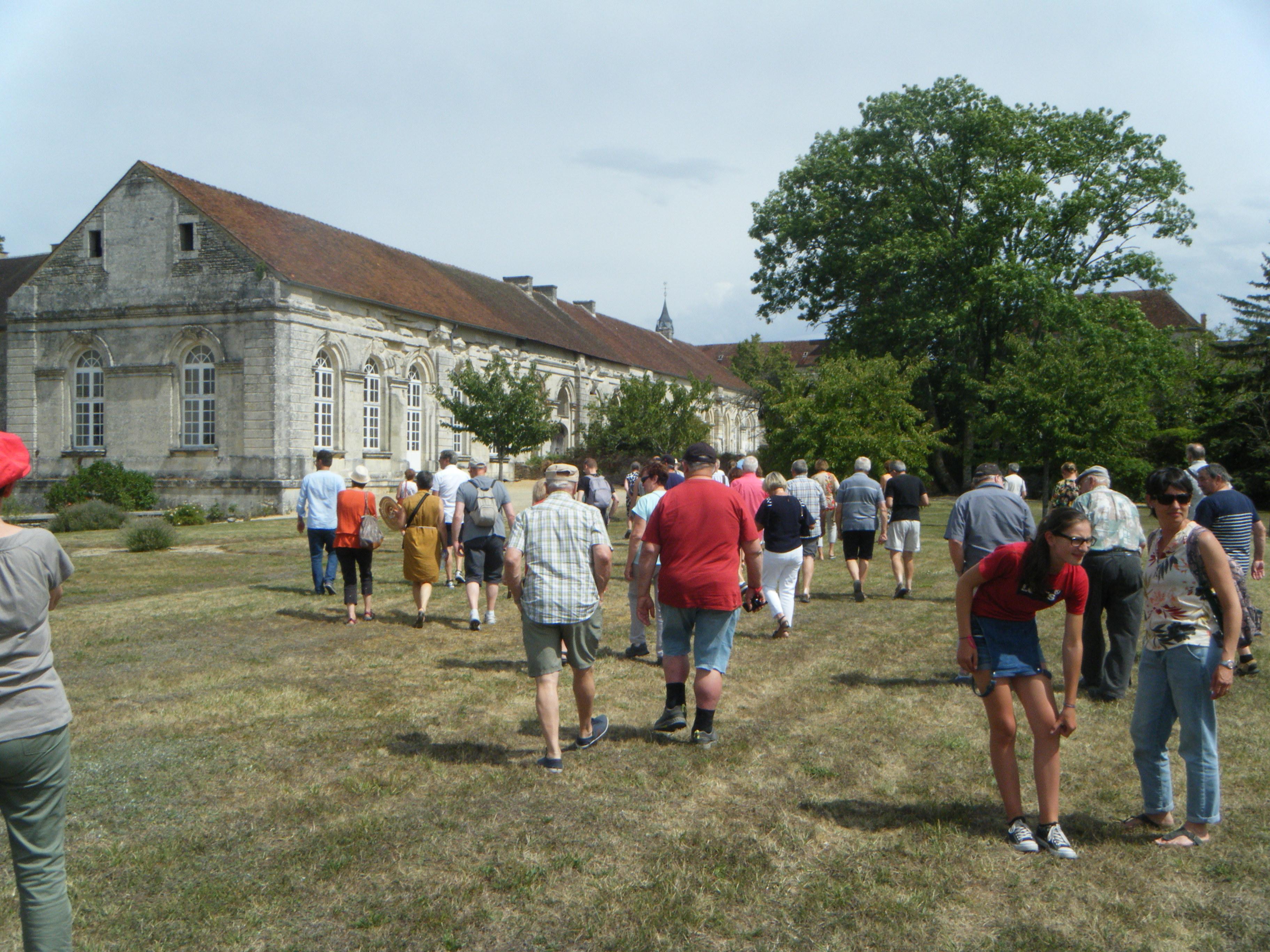 Abbaye de Molesme Châtillonnais Bourgogne